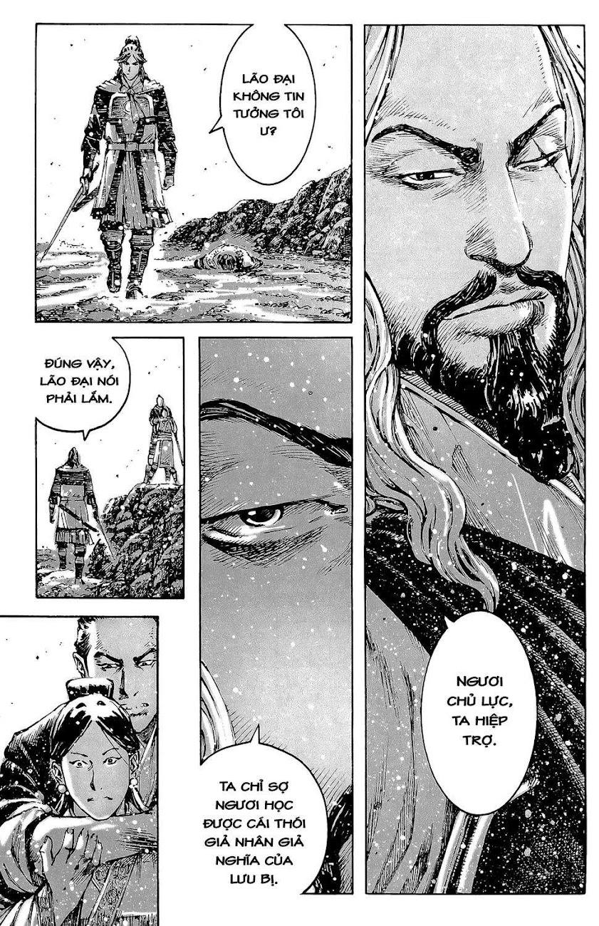 Hỏa phụng liêu nguyên Chương 386: Hoàng kim chi lộ [Remake] trang 21