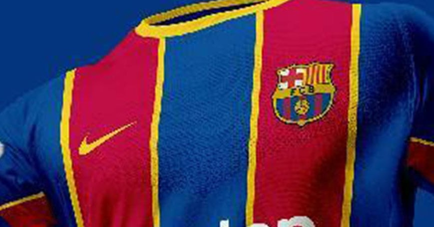 Preview Of What S To Come Barcelona 20 21 Home Amp Away Kit