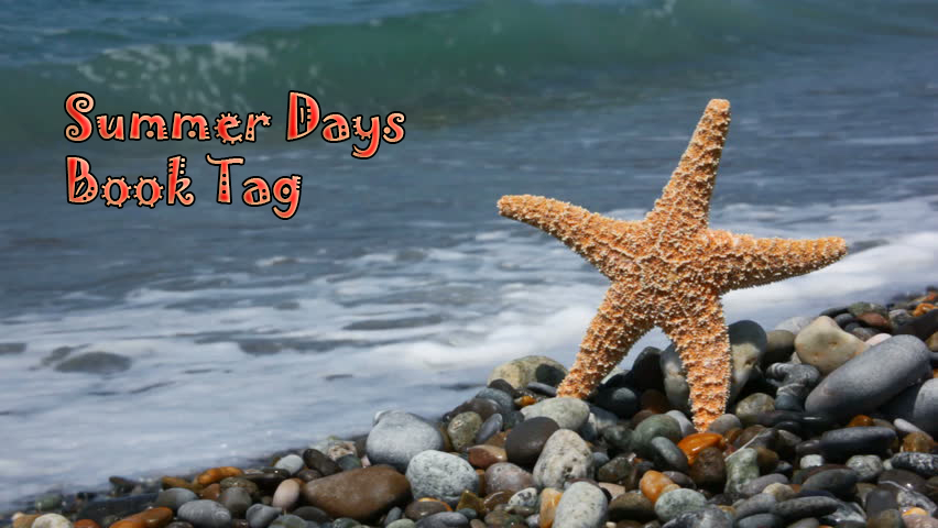 Summer Days Book Tag