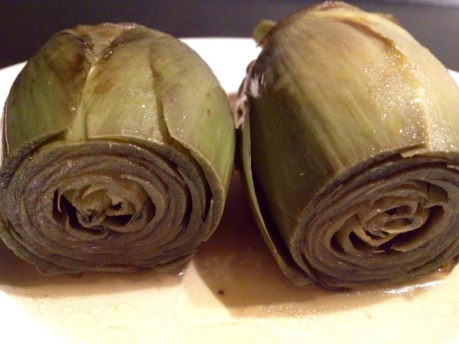 Alcachofas hervidas - Receta con alcachofas - Receta - El gastrónomo - Blog de recetas - ÁlvaroGP - Contenido digital - Content Manager