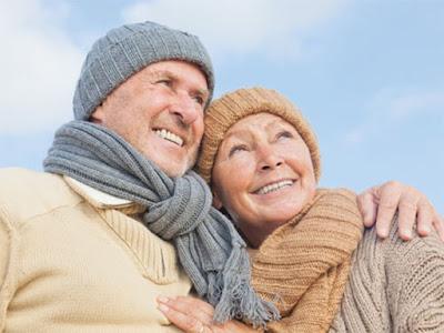 Lưu ý bệnh viêm phế quản cho người già trong mùa đông
