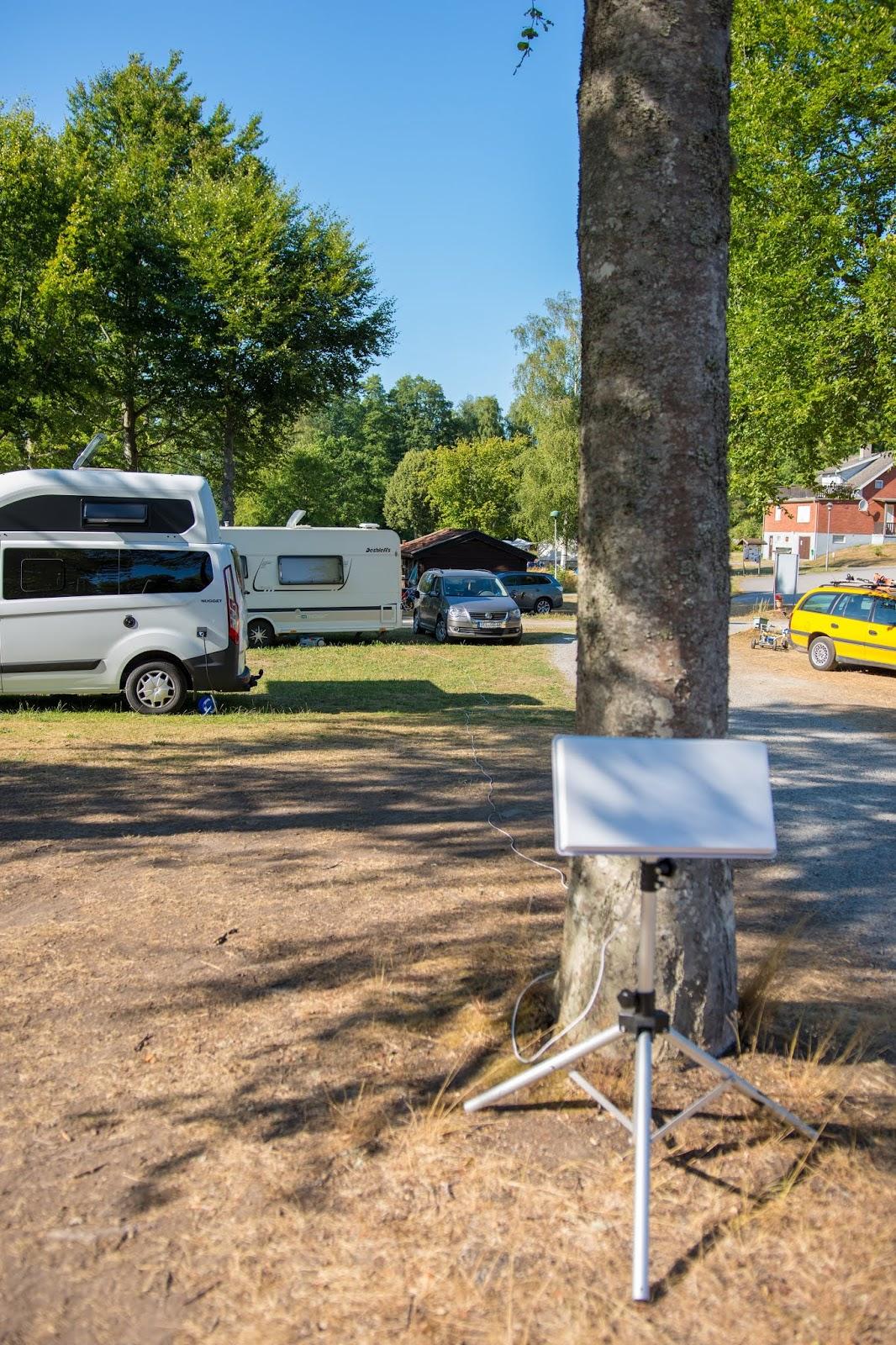 camping im norden sat kabel f r den wohnwagen. Black Bedroom Furniture Sets. Home Design Ideas