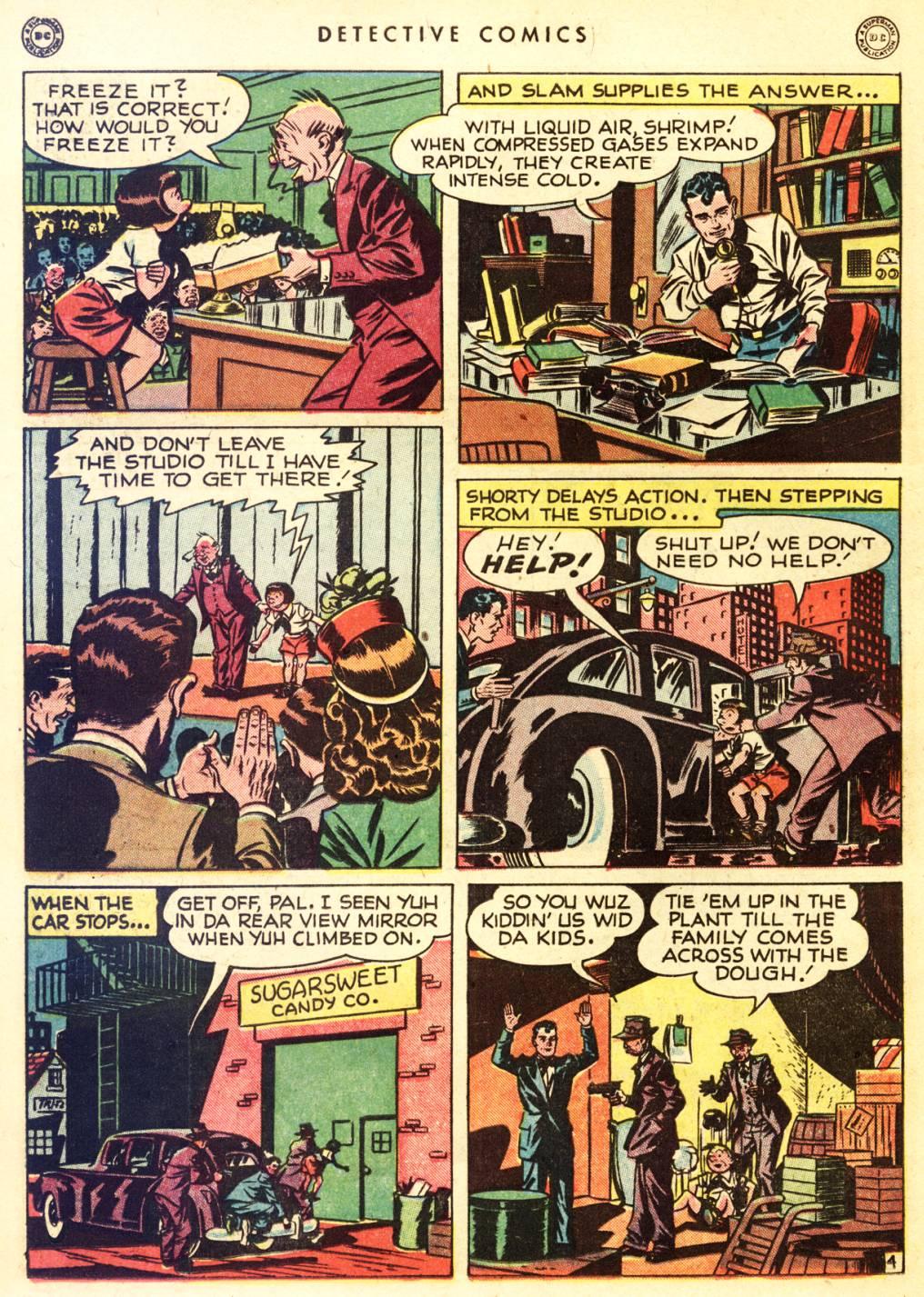 Read online Detective Comics (1937) comic -  Issue #131 - 20