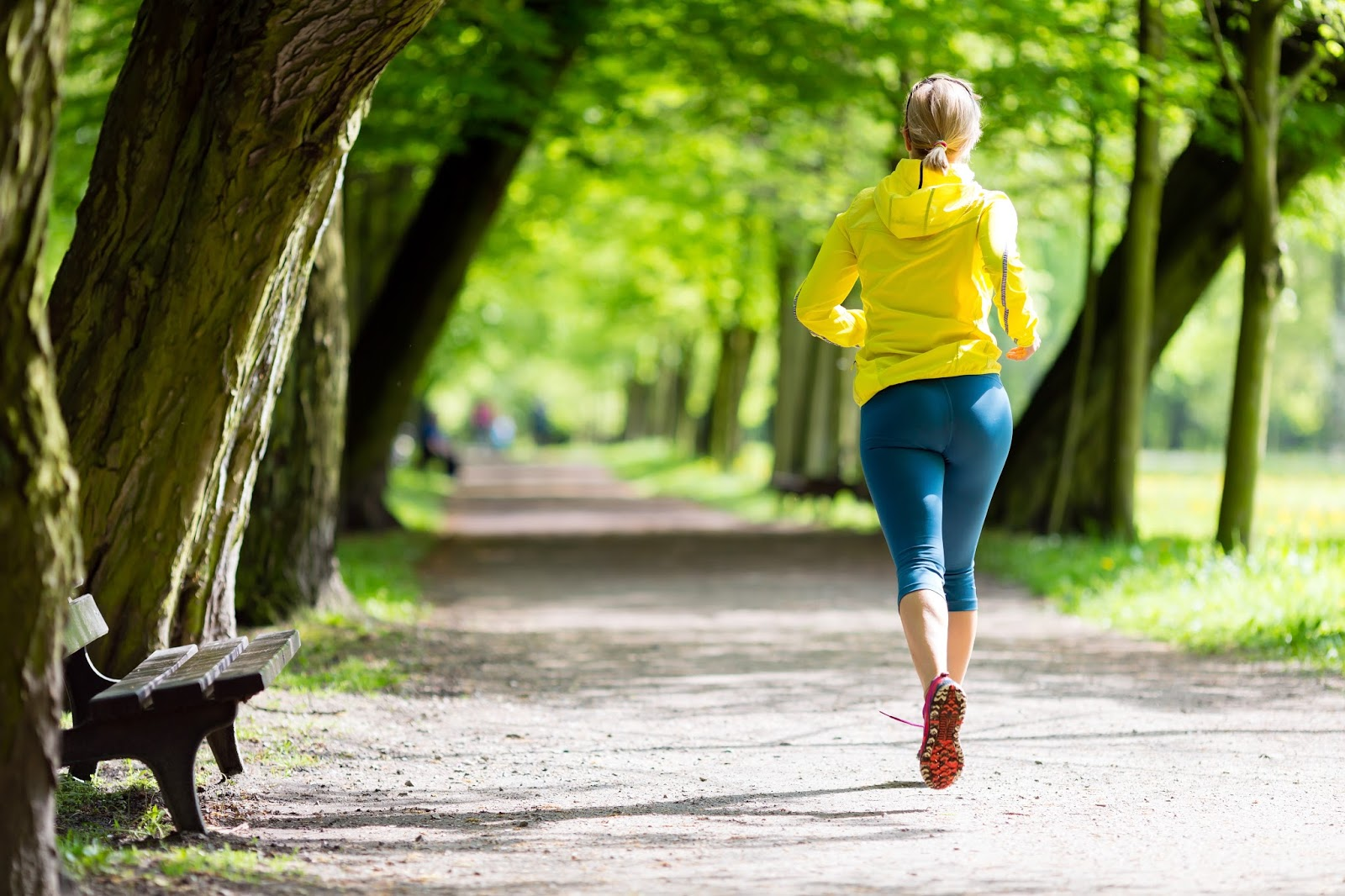 High-intensity activities such as running have additional advantages.