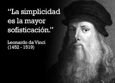 Frases De Leonardo Davinci