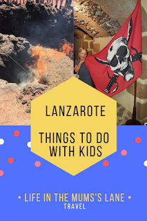 Lanzarote things to do with kids
