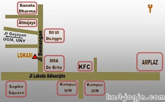 Penginapan AC Murah Yogyakarta