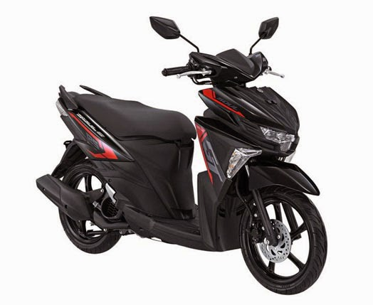 All New Yamaha Soul GT Blue Core
