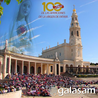 Indulgencia plenaria por 100 años de Virgen de Fátima