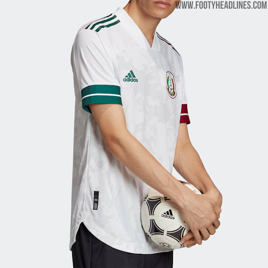 Adidas Mexico 2020 Away Kit Revealed - Footy Headlines
