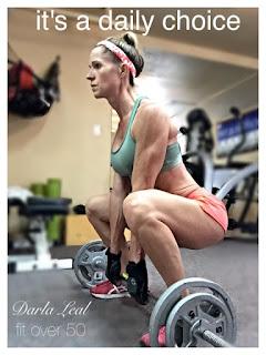Fitness Takes Discipline