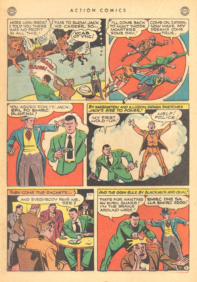 Read online Action Comics (1938) comic -  Issue #99 - 34