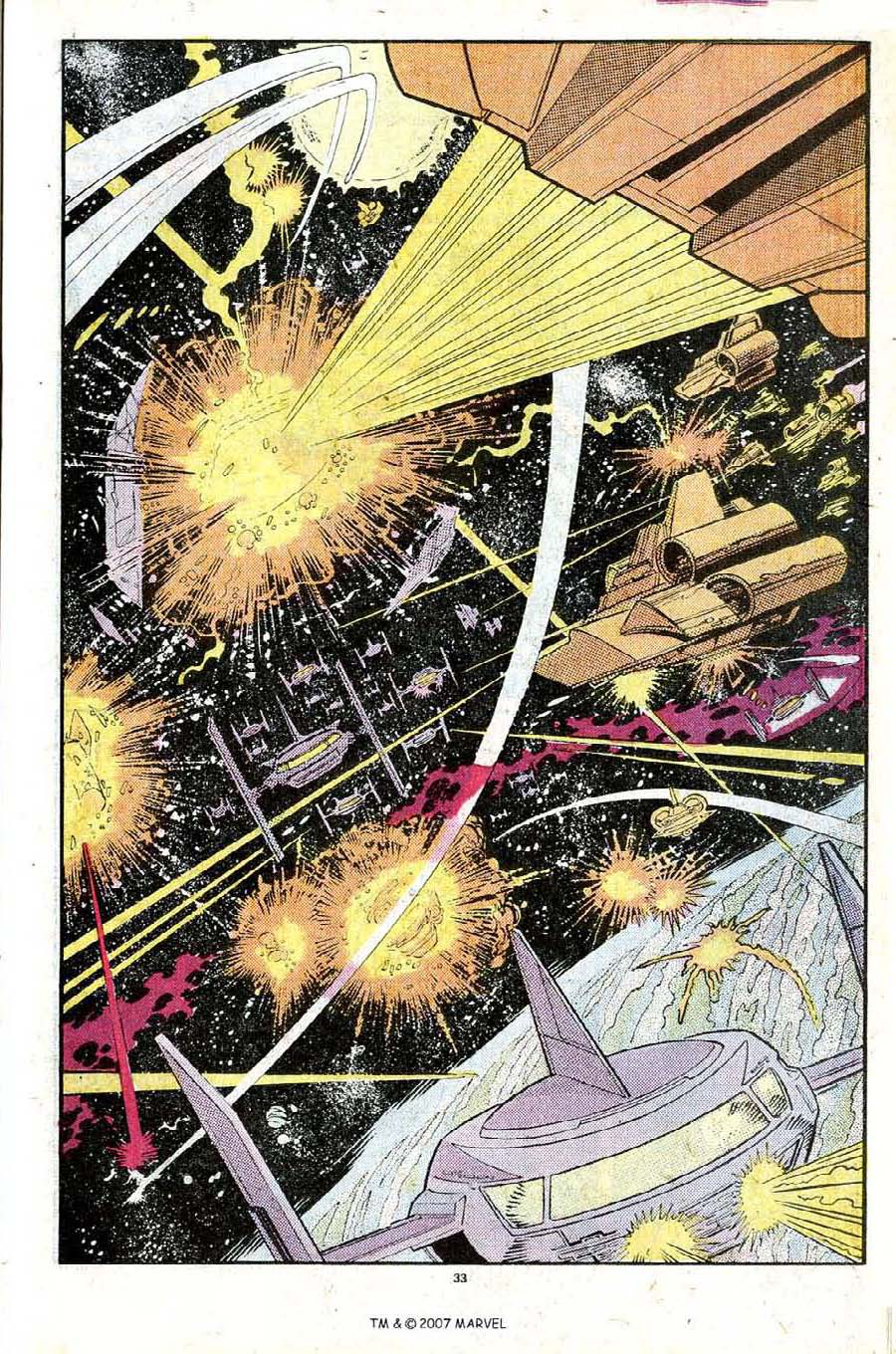 Read online Silver Surfer (1987) comic -  Issue #25 - 35