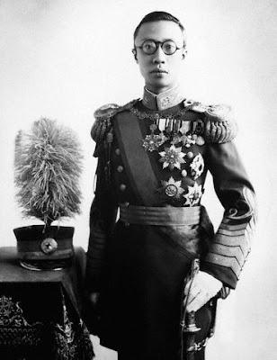 จักรพรรดิปูยี (Puyi Emperor)