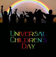 20 de noviembre: Día Universal de la Infancia