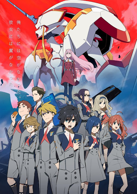 DARLING in the FRANX