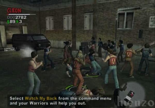 The Warriors Gameplay 2