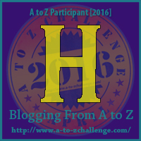 H is for: Hiking - A Wandering Vine #AtoZChallenge