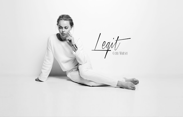 Cobi Marsh - Legit EP: A Side