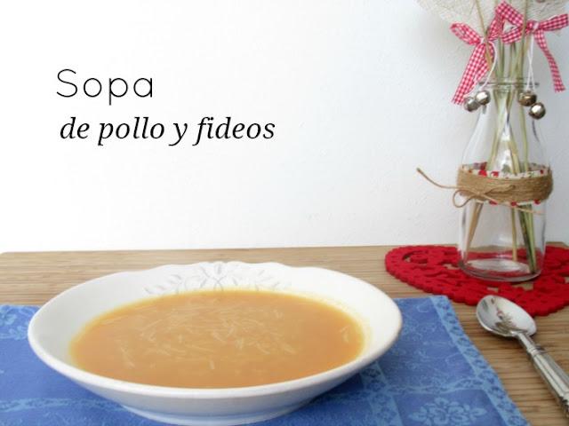 sopa-de-pollo-y-fideos