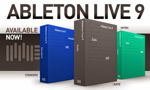 Ableton Live 9 Suite 9.1.0 full version download