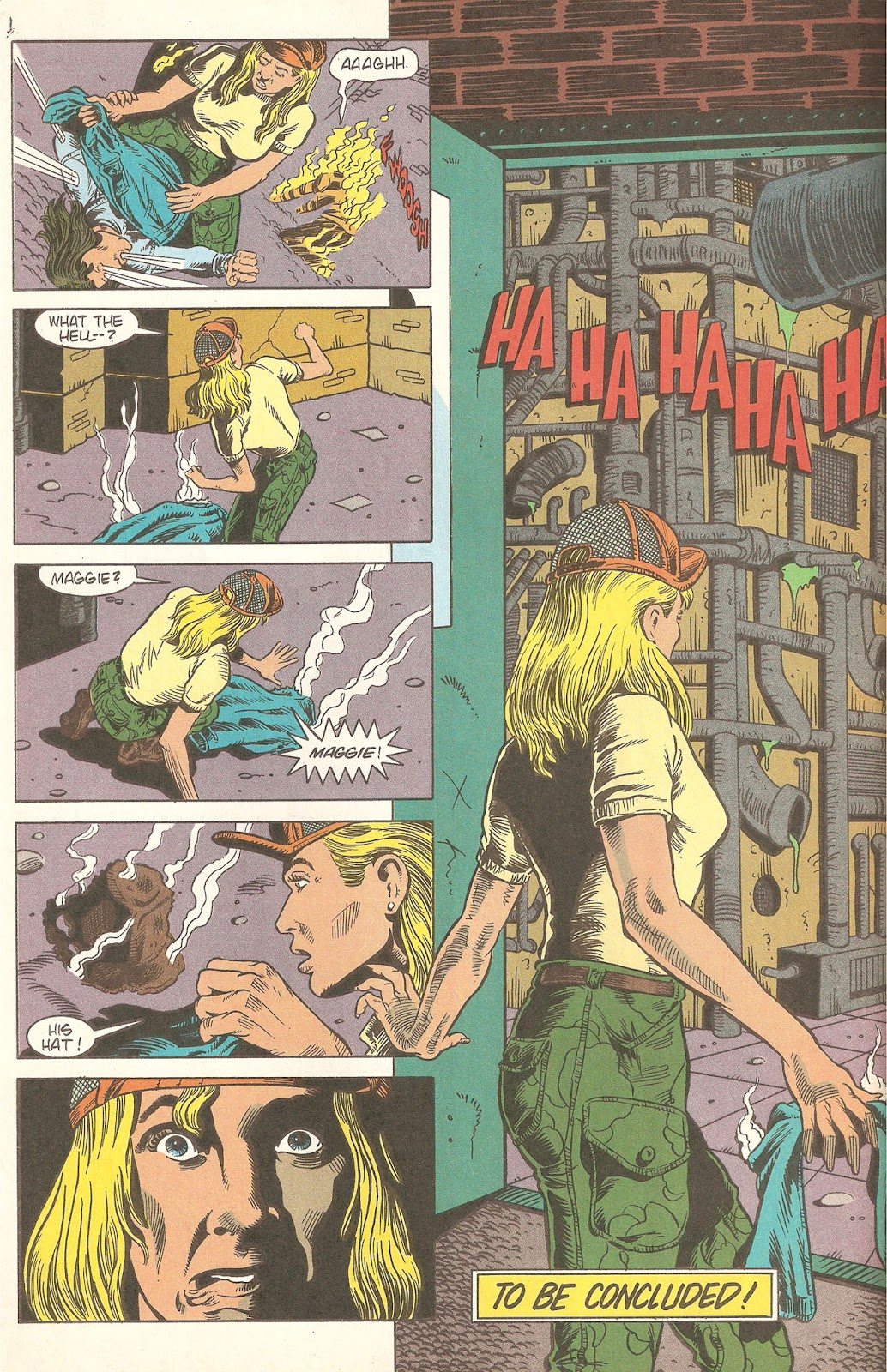 Read online A Nightmare on Elm Street: The Beginning comic -  Issue #2 - 26