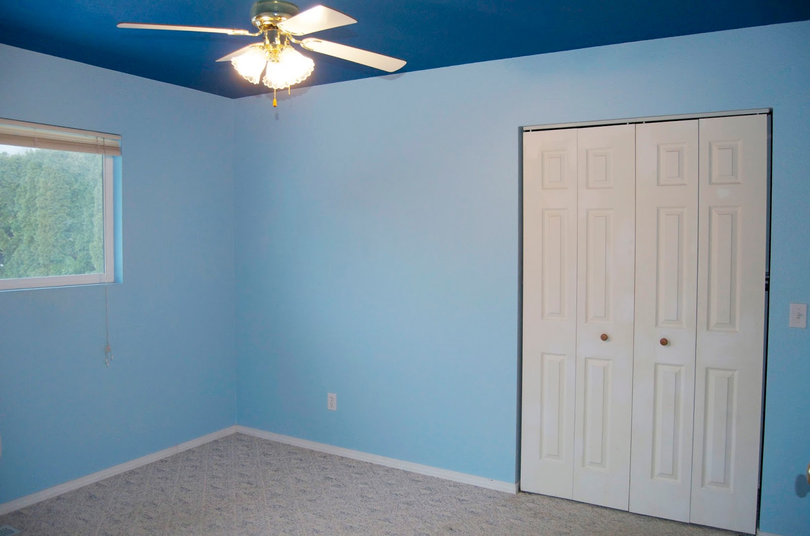 This Simple Paint Color Update Weu0027ve Made, From The All Blue Room Above To  The More Modern, Neutral And Versatile Room, Will Grow With The Boys And  Allows ...