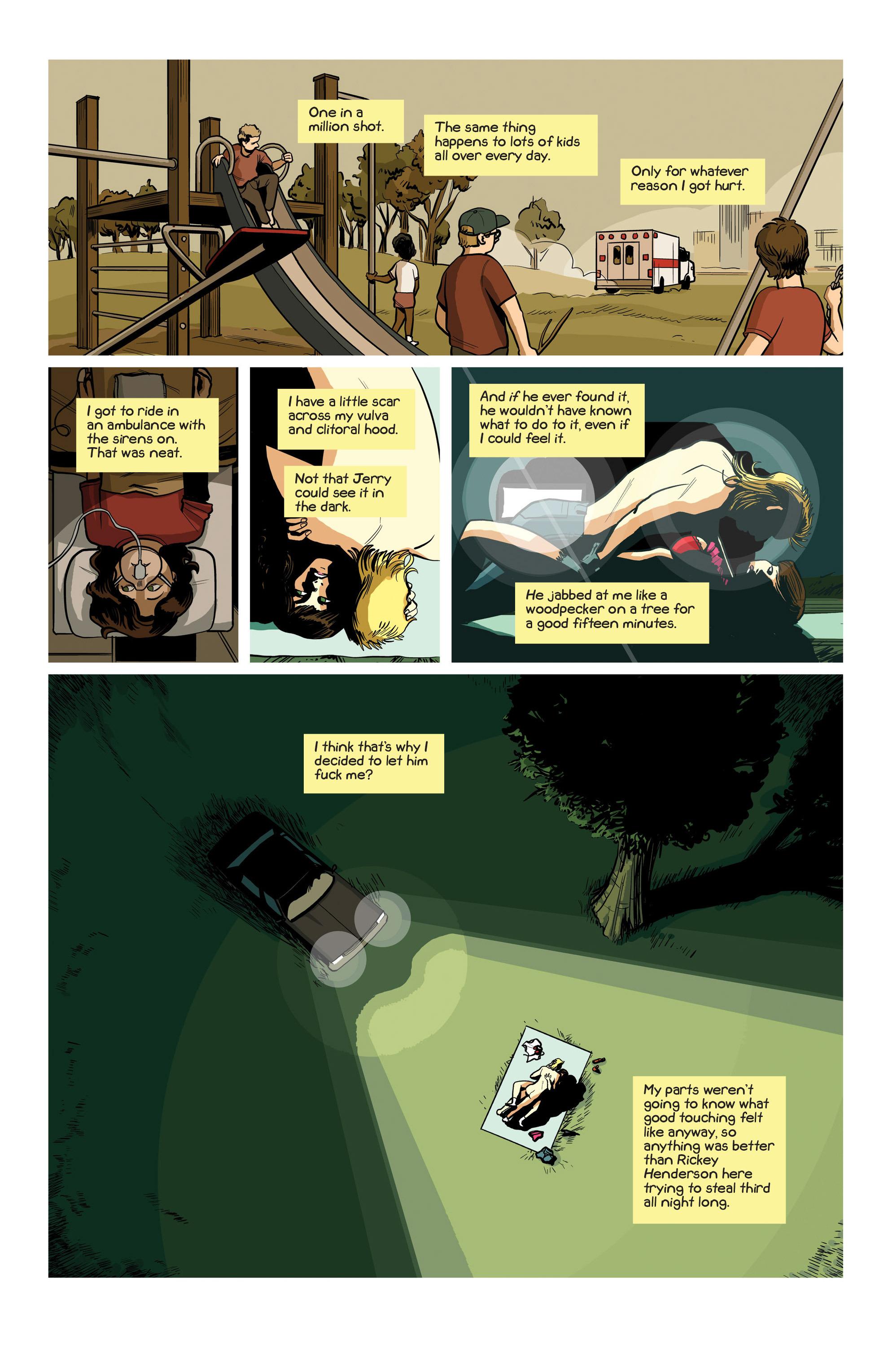 Read online Sex Criminals comic -  Issue #9 - 3