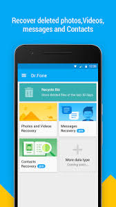 Dr. Fone Data Recovery APK 4.2.0.6