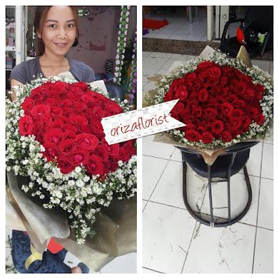 hand bouquet mawar surabaya, jual hand bouquet murah di surabaya, toko hand bouquet di surabaya