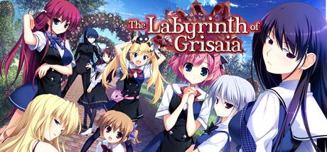 [2017][Frontwing] The Labyrinth of Grisaia – Unrated Edition [18+]