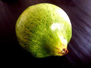 Ciricote Fruto