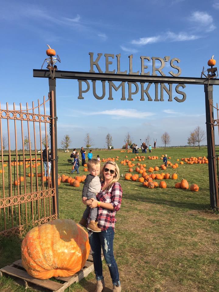 Keller's Farm + Pumpkin Patch 2016 - Lovely Life Styling