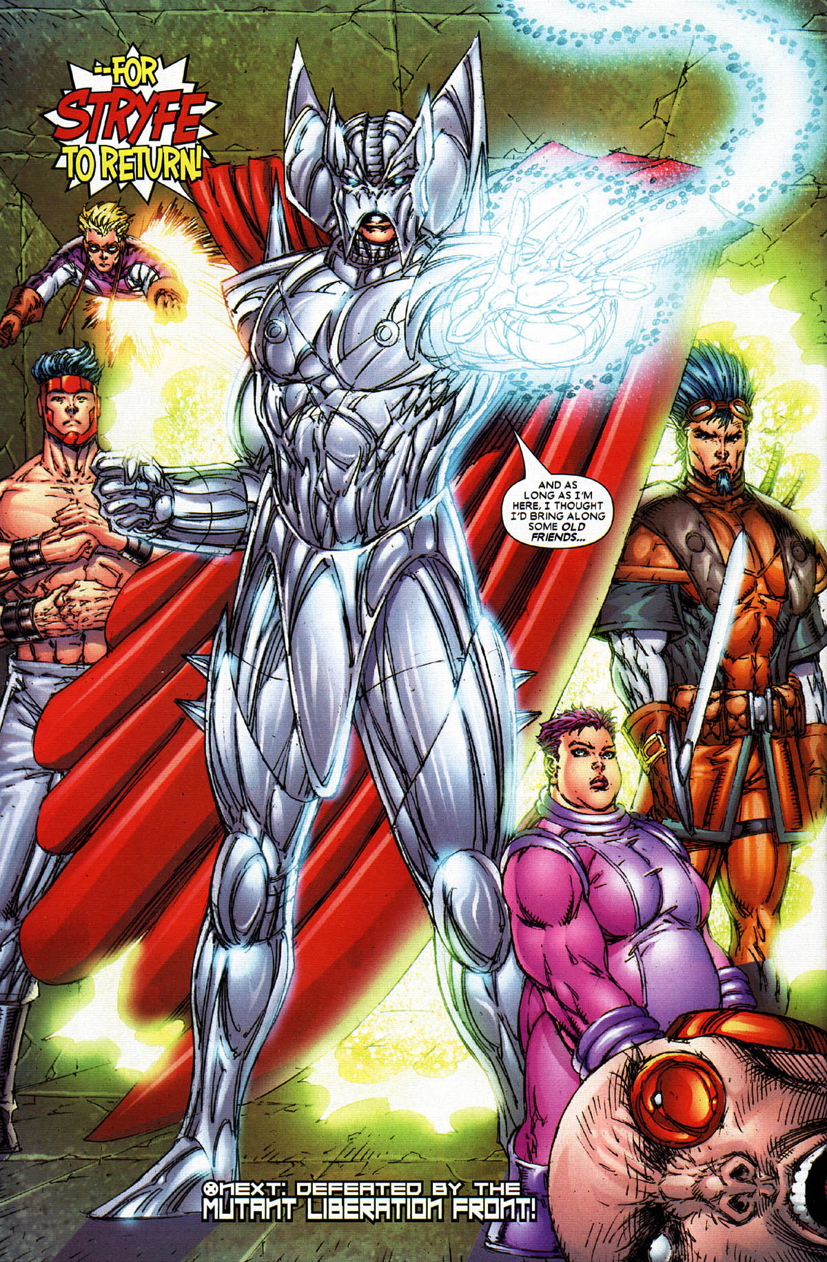 Read online X-Force (2004) comic -  Issue #4 - 31
