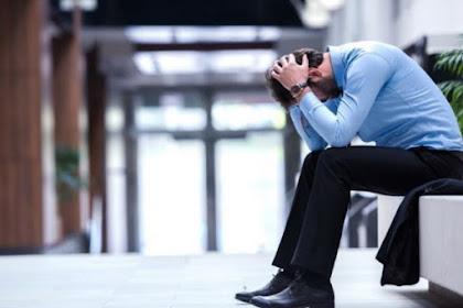 4 Masalah Mental Yang Rentan Terhadap Pekerja Kantoran