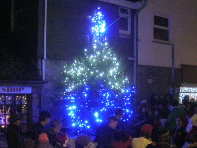 Christmas - St Ives Cornwall