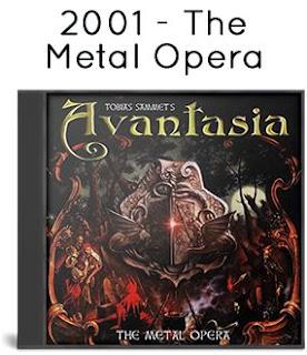 2001 - The Metal Opera