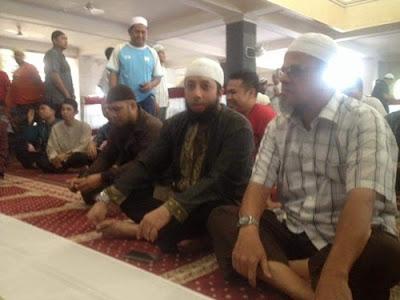 Pengajian Khalid Basalamah di Kalimantan dibubarkan