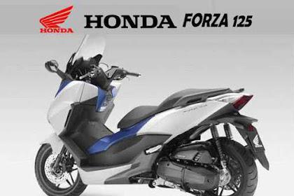 Harga Motor Metik Forza Penantang n Max