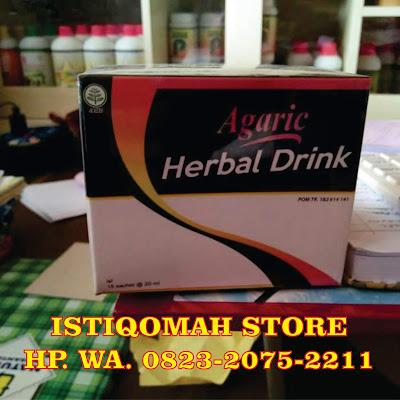 AGARIC HERBAL DRINK Solusi 1001 Macam Penyakit