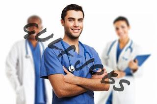 ممرضين بالشارقة