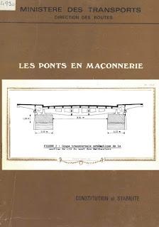 Les ponts en maçonnerie pdf