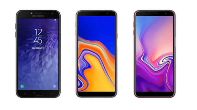 Cara  Update Samsung Galaxy J4, Galaxy J4 +, Galaxy J6 + dapatkan Android Pie dengan One UI 1
