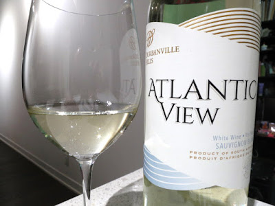 Durbanville Hills Atlantic View Sauvignon Blanc 2016 (87 pts)