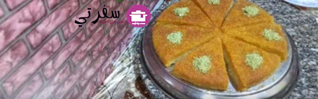 طريقة عمل الكنافة المصرية