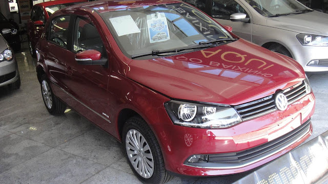 Volkswagen Gol 2013 Power