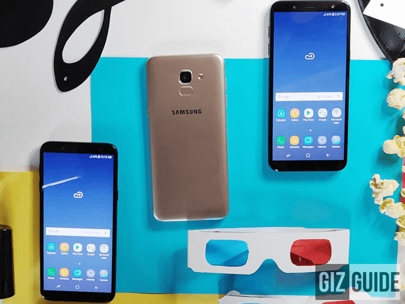 Samsung Galaxy J6 (2018) goes official in the Philippines!