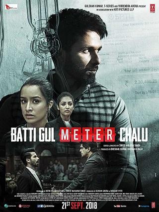 Batti Gul Meter Chalu 2018 Hindi 700MB PreDVDRip x264