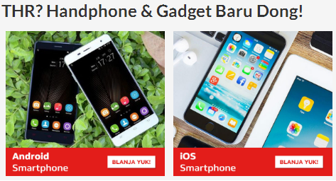 Promo Samsung Galaxy Bulan Ramadhan Ada Di Blanja.com