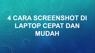 4 HOW TO SCREENSHOT IN ASUS LAPTOP FAST AND EASY